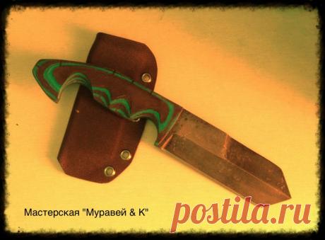 3 способа которыми я изготавливаю микарту для рукояток ножей | Валерий Ермаков. Не только ножи. | Яндекс Дзен