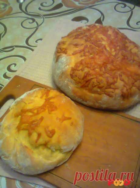 Тыквенный хлеб с сыром - Кулинарные рецепты на Food.ua
