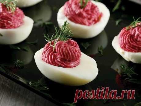 Фаршируем яйца, как профи: 5 вкусных начинок, которые вы полюбите — ✔️ Копилка моих идей!
