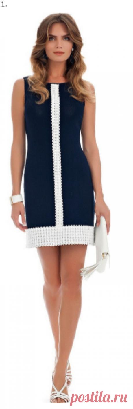 платья классического стиля.Только идея.