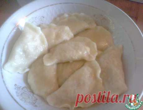 Заварное тесто для вареников и пельменей – кулинарный рецепт