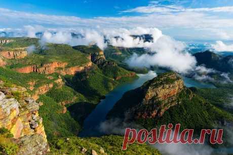 Самые глубокие каньоны в мире