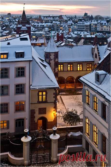 Old Town in Winter T | by Jan Geerk &...