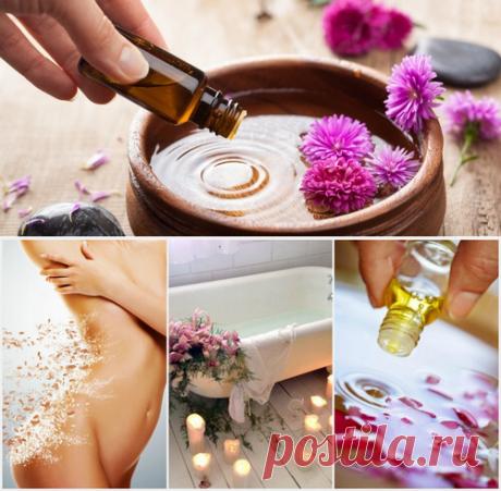 Ароматерапия – это лечение ароматами