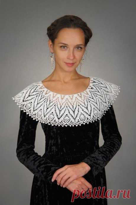 2b8f202a5b7311c6842bc5ef11021bd9--crochet-collar-jacket.jpg (510×768)