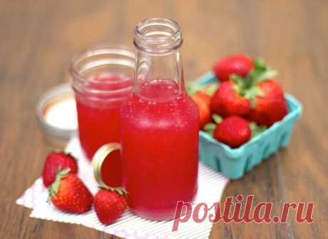 """Клубничный элексир счастья """"Мальдивы"""". Этот ликер всегда радует своим вкусом! Легкий, летний напиток для красивых девушек!"""