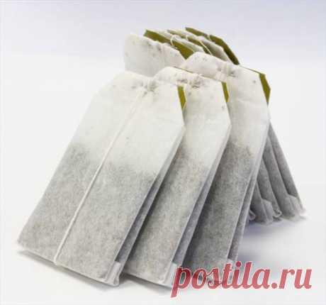 Чай в пакетиках - Самое прекрасное на земле - это жизнь!
