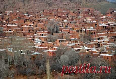Древняя деревня Абьяне — Путешествия