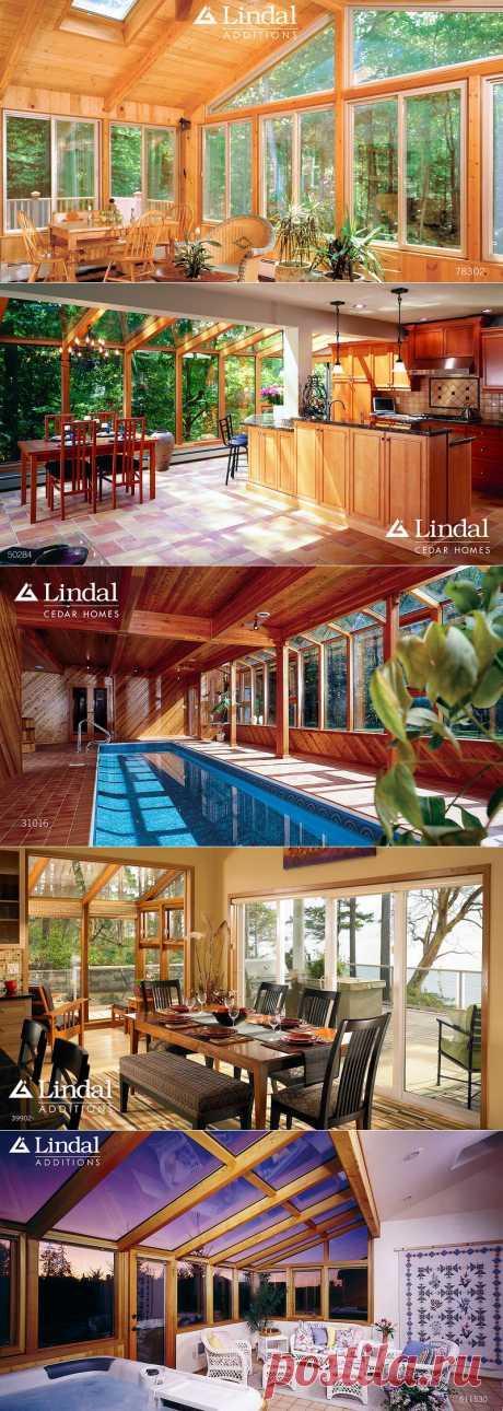 Las verandas puestas cristales, la terraza y la pared doma.\/LiveInternet