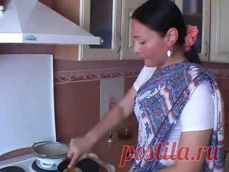 ▶ домашний плавленный сыр - YouTube