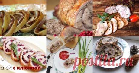 Свиные рулеты и рулетики из свинины 54 рецепта - 1000.menu Свиные рулеты и рулетики из свинины 54 рецепта