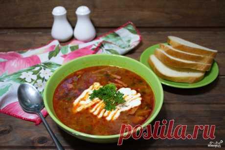 Лучшие рецепты супа солянка!