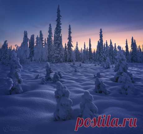 Фотограф Королёв Сергей (Sergey Korolev) - Морозные Хибины #2122321. 35PHOTO