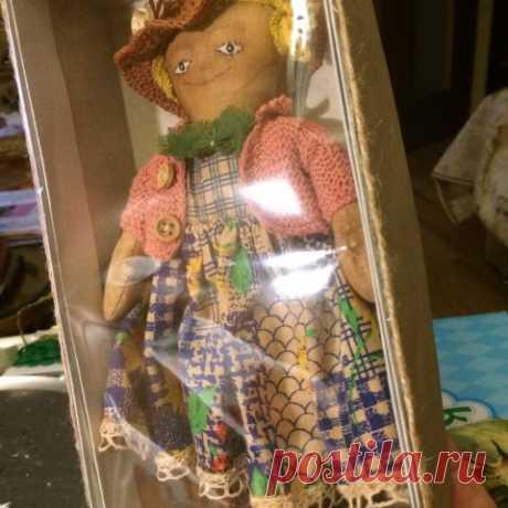 Мои подставочки для текстильных кукол