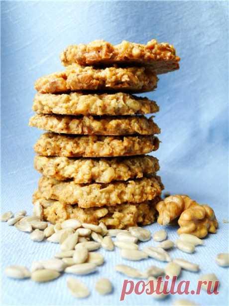 Овсяное печенье - Жизнерадость