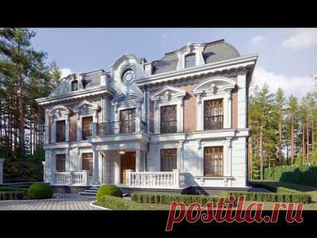 Дом в стиле классики