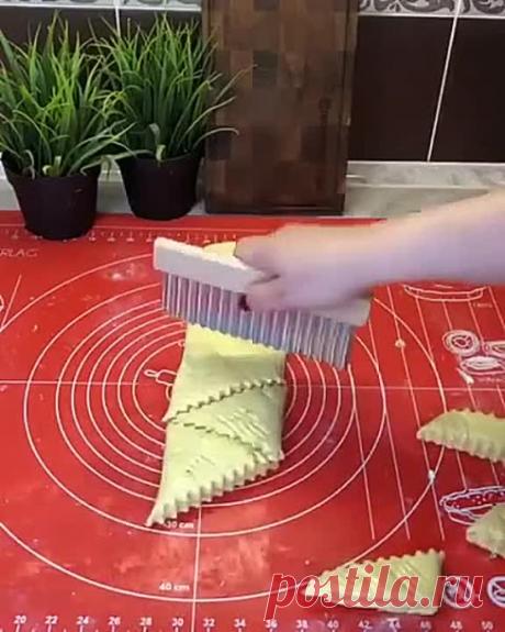 слоёное печенье . рецепт из инета