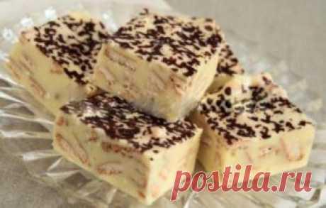 Молочно-ванильный торт. Быстрый и легкий Быстрый и легкий, с ароматом ванили, с нежными слоями, сливочный с терпким вкусом шоколада.