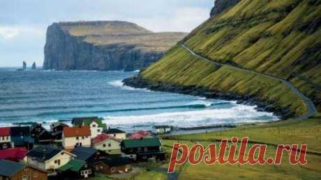 Фарерские острова: достопримечательности и развлечения Где находятся Фарерские острова, посмотреть на карте, отдых на Фарерах, достопримечательности и развлечения, рыбалка и охота, отели, туры.