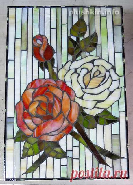 """Мозаика """"Розы"""". Картина в подарок"""