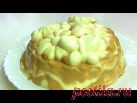 Никакой Выпечки!Творожный Торт- десерт без хлопот