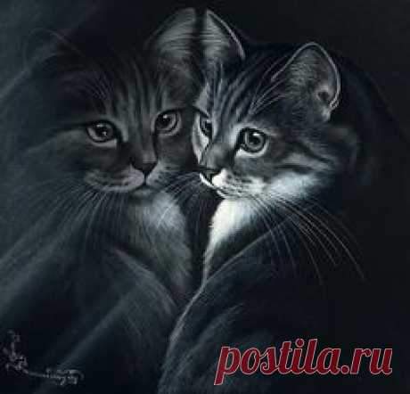 Los trabajos de la pintora Irina Garmashovoy (Irina Garmashova) (72 fotos)