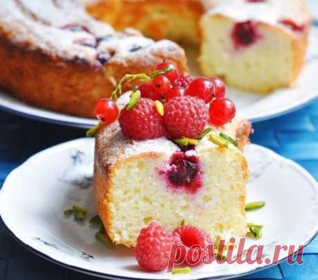 Быстрый пирог на завтрак: Вкусно и сытно!