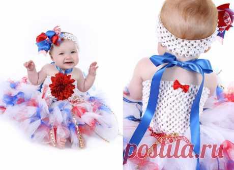 Сказочно красивые наряды для маленьких принцесс и фей