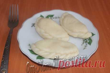 Классические вареники с картошкой   Ом-ном-ном с Мариной М