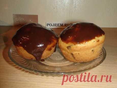 Шоколадные маффины - пошаговый рецепт с фото: как приготовить