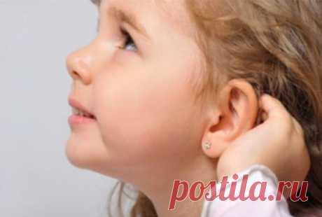Вредно ли прокалывание ушей? | Любочка