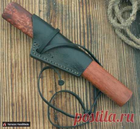 ⭐Нож Якут кованый ручной работы с деревянными ножнами купить в Беларуси HandMade, цены в интернет магазинах