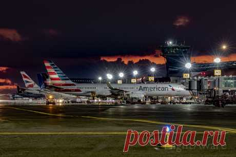 Фото American Airlines B752 (N938UW) - FlightAware