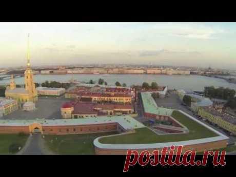 Сердце Санкт-Петербурга. Заячий остров, крепость Петра и Павла