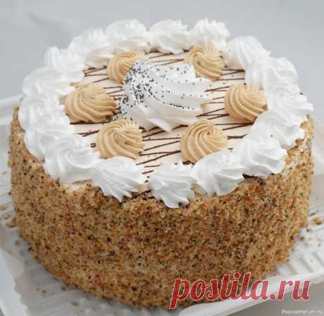 """Торт """"Королеский"""""""
