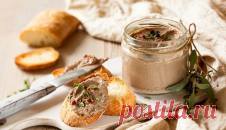 5 диетических рецептов приготовления паштета: просто, вкусно и сытно! Сохрани себе! Точно пригодятся!