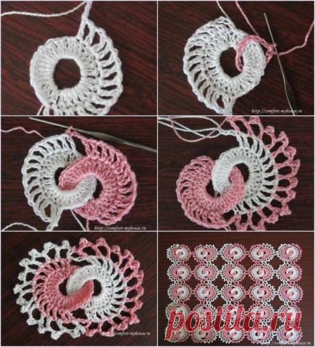 Японское вязание из колец крючком (разнообразие идеи для вдохновения) | 38 рукоделок | Яндекс Дзен