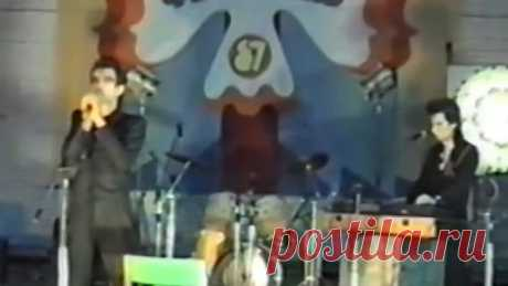 Рок-группа Наутилус Помпилиус — Все кто нёс ★ «Подольск—87»