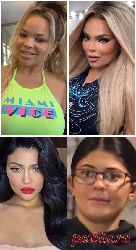 Эти 11 людей клево выглядят в Инстаграме, но в реальной жизни ты захочешь их развидеть   SnatchNews - новостной портал