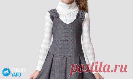 Сшить школьную юбку для девочки своими руками выкройки