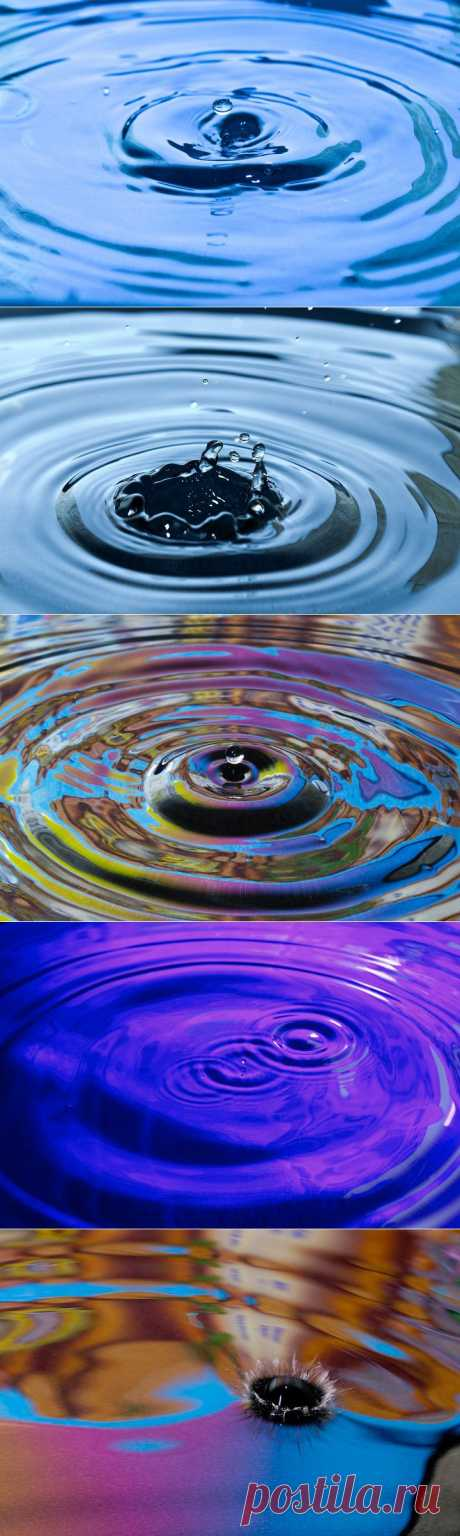 Вода... | Фотоискусство