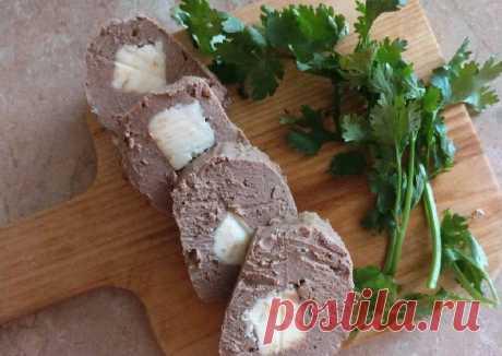(15) Королевский паштет с маслом - пошаговый рецепт с фото. Автор рецепта Oxana . - Cookpad