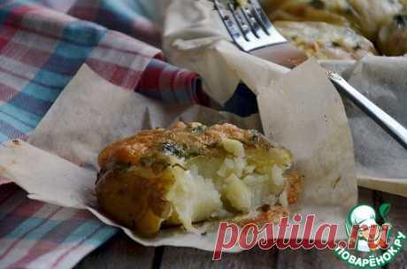 """Картофель """"Горяченькие штучки"""" – кулинарный рецепт"""