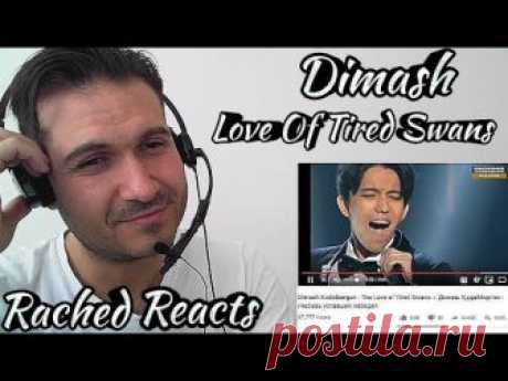 Coach Reaction - Dimash - Love Of Tired Swans