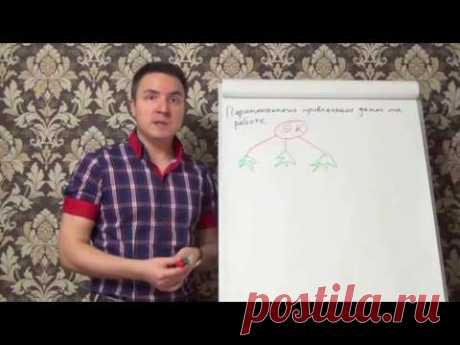 Евгений Грин — Парапсихология — Привлечение денег на работе
