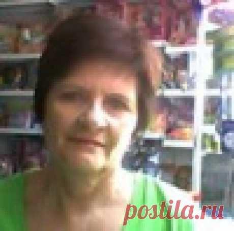 Валентина Геронимус
