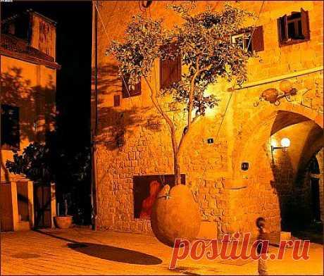 Где проходят туристские маршруты Старого Яффо? | Мир вокруг нас