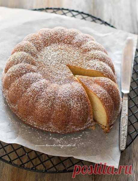 Мягкий, ароматный и очень вкусный «Волшебный» торт | Готовим по-итальянски | Яндекс Дзен