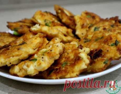 Завтрак из курицы и плавленого сырка – кулинарный рецепт