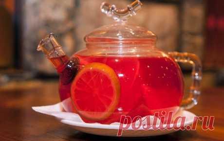 Чай цитрусовый | Чудесный домик